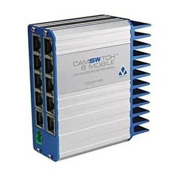 VCS-8P2-MOB Veracity Low Voltage 802.3AT POE Switch für 8 Kameras