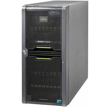 Fujitsu Fujitsu PRIMERGY TX300 S6 2 servidores Intel Xeon E5620 de 8 GB de RAM