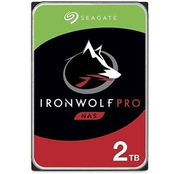 Seagate Disco duro interno Seagate IronWolf Pro Nas 2TB 7200U / min HDD NUEVO