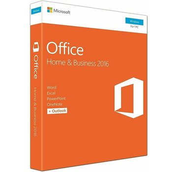Office Home & Business 2016 Word Excel PowerPoint OneNote Outlook Product Key