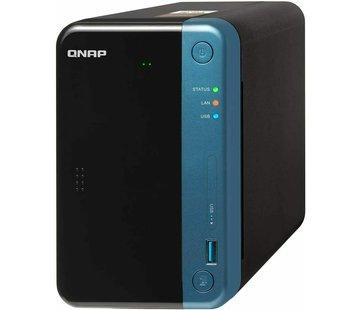 QNAP Secure Data Storage & Backup 2-bay NAS TS-253Be 4GB RAM