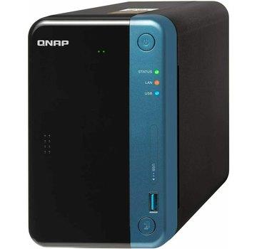 Almacenamiento seguro de datos y respaldo de QNAP NAS de 2 bahías TS-253Be 4 GB de RAM