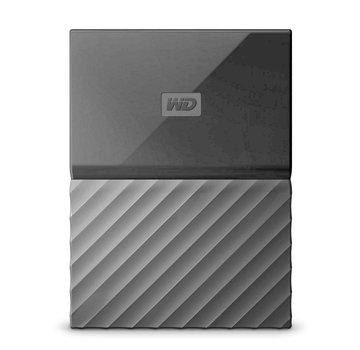 Western Digital Western Digital My Passport 1TB schwarz externe HDD Festplatte (USB 3.0) NEU