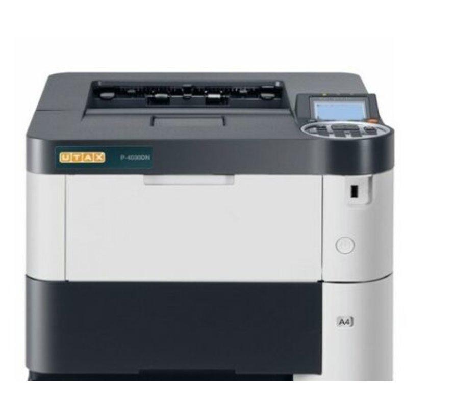 UTAX P-4030dn Printer Laser WLAN Ethernet Duplex USB b / w