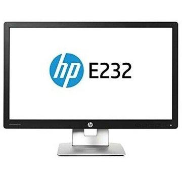 "HP HP EliteDisplay E232 Widescreen LED-Backlight Monitor Display Monitor 23 """