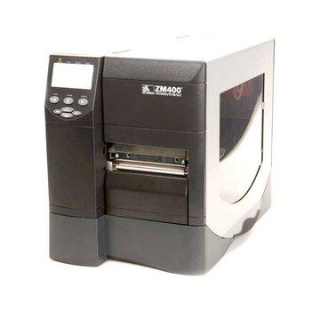 Zebra Impresora de etiquetas Zebra ZM400 Impresora térmica Cabezal de impresión defectuoso