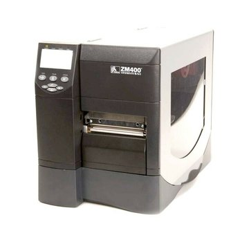 Zebra Zebra ZM400 Labeldrucker Etikettendrucker Thermodrucker Druckkopf defekt