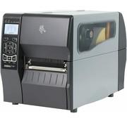 Zebra Zebra ZT230 label printer thermal transfer printer printhead defective