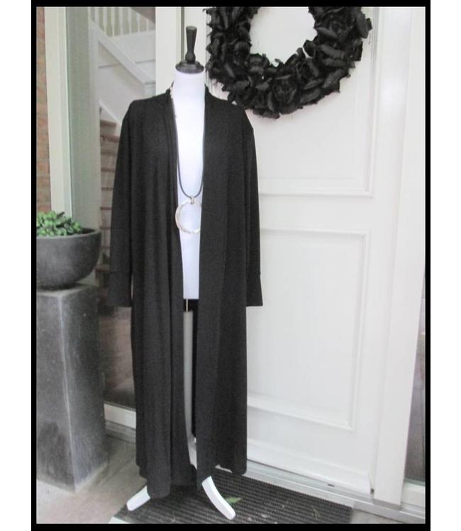 Magna Black Magna Waistcoat