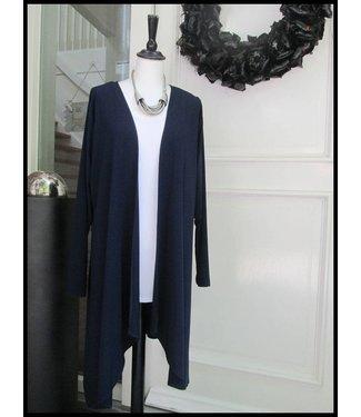 Magna Blue Magna Waistcoat