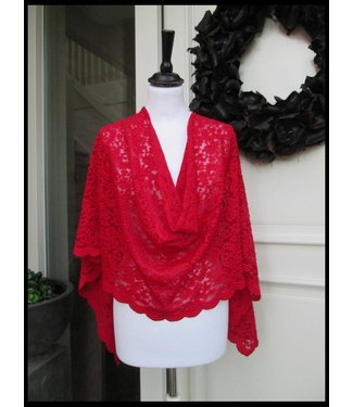 Magna Red Magna Tunic