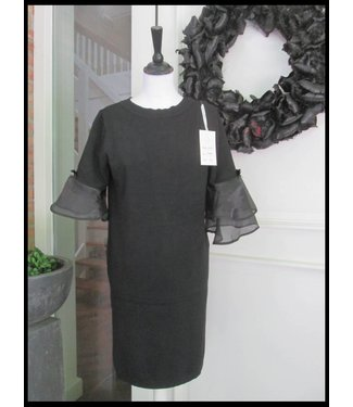 Hebbez Schwarz Hebbez Kleid