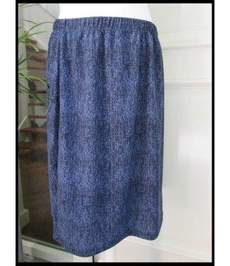 Magna Blue Magna Skirt
