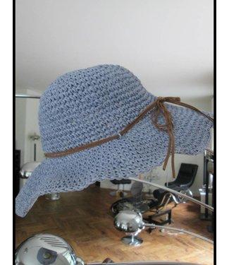 Hebbez Blue Hebbez Hat