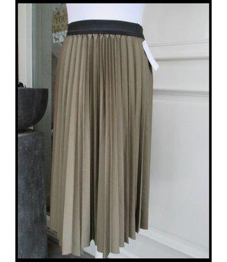 Hebbez Brown Hebbez Skirt