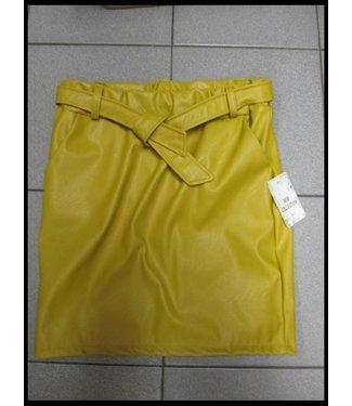 Hebbez Yellow Hebbez Skirt