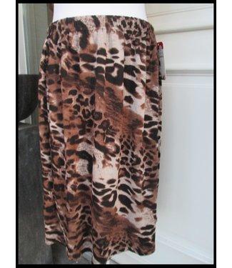 Magna Brown Magna Skirt