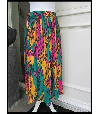Hebbez Green Hebbez Skirt