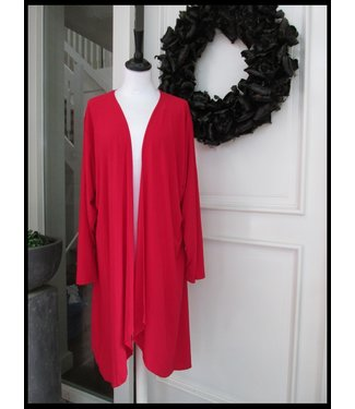 Magna Red Magna Waistcoat