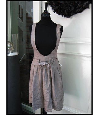 merkloos Brown Skirt