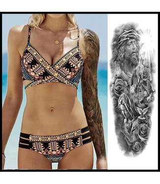 merkloos Black Tattoo
