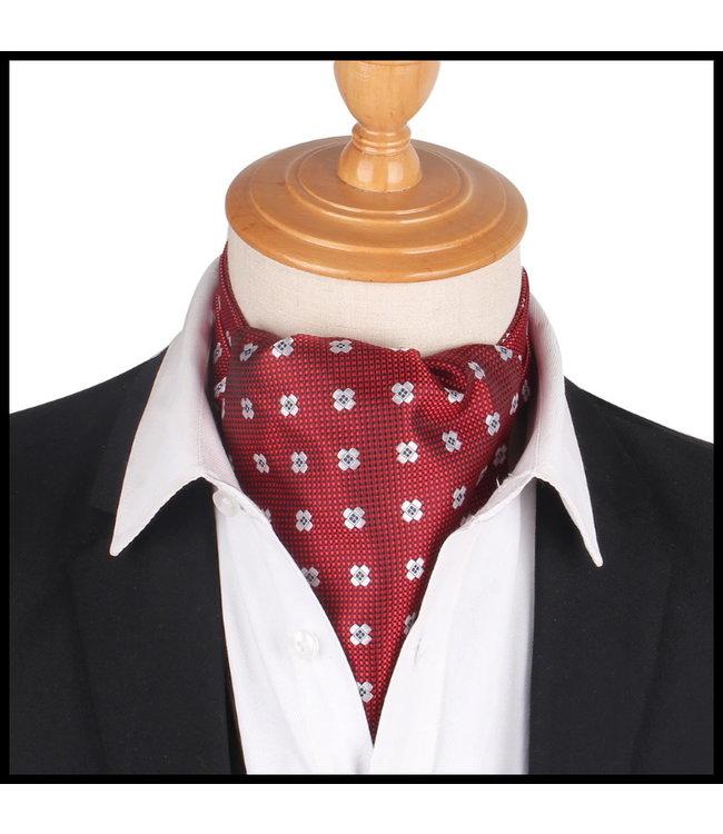 merkloos Rot Schal