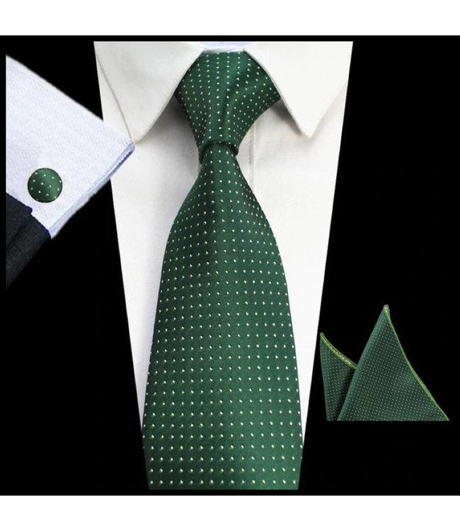 merkloos Grün Kombination