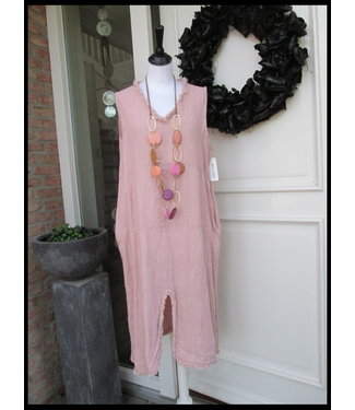 Hebbez Pink Hebbez Dress