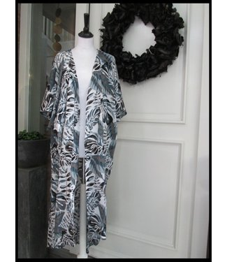 Luna Serena Grey Luna Waistcoat