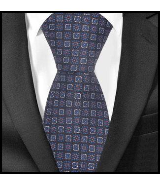 merkloos Blue Tie