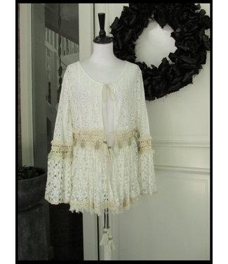 merkloos White Waistcoat