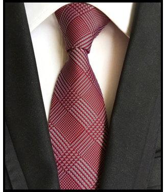 merkloos Red Tie