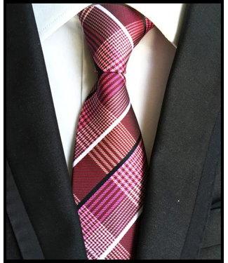 merkloos Pink Tie