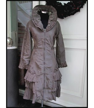 merkloos Brown Coat