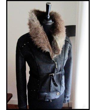 merkloos Black Coat