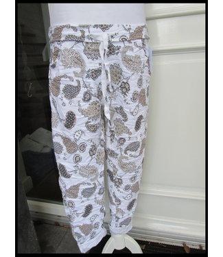 merkloos White Pants