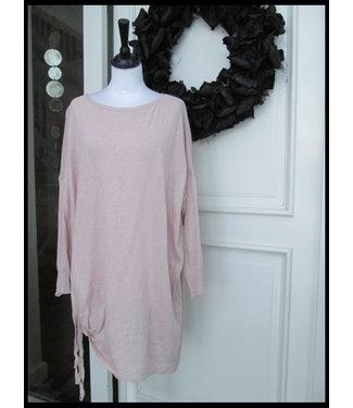 merkloos Pink Sweater