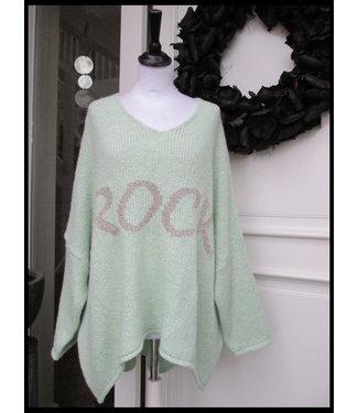 merkloos Green Sweater
