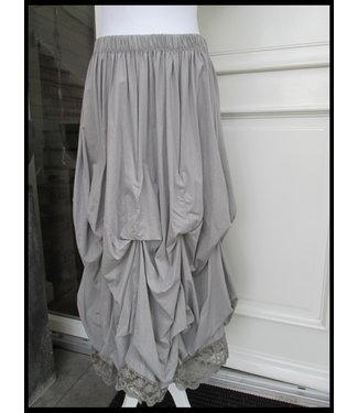 merkloos Brown Skirt