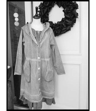 merkloos Grey Coat