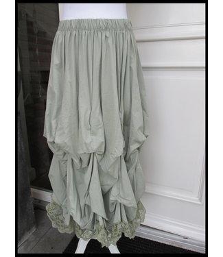 merkloos Green Skirt
