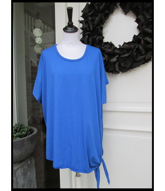 merkloos Blue Shirt