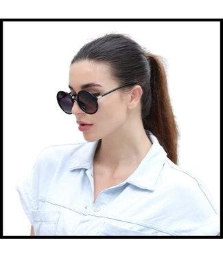 merkloos Black Sunglasses