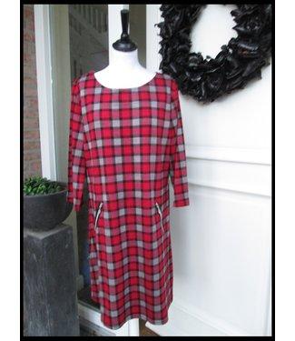 Magna Red Magna Dress