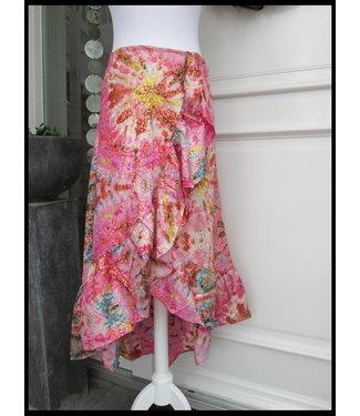 merkloos Pink Skirt