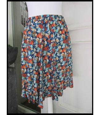 merkloos Blue Skirt