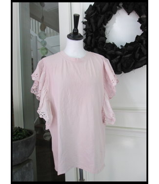 merkloos Pink Tunic
