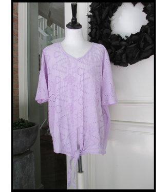 merkloos Violet Shirt