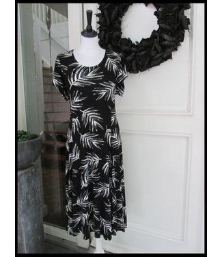 Magna Black Magna Dress