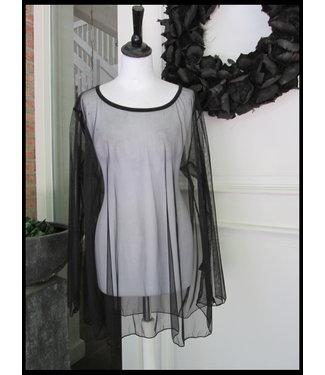 Black Vincenzo Allocca Shirt